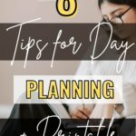 day planning tips