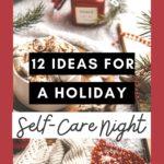 christmas self-care