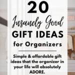 organization gift ideas